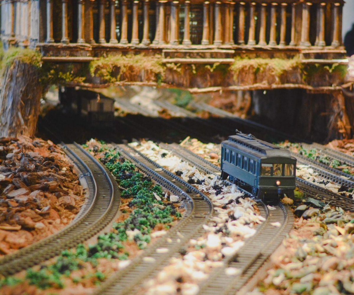 Holiday Train Show by Vodkatonik